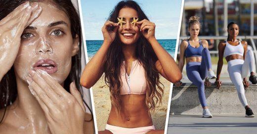 8 Formas de preparar tu cuerpo para un verano en la playa