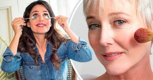 Tips de maquillaje para pieles maduras; pon aún MÁS guapa a tu mamá