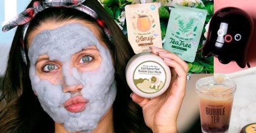 15 Productos coreanos para tener una piel radiante