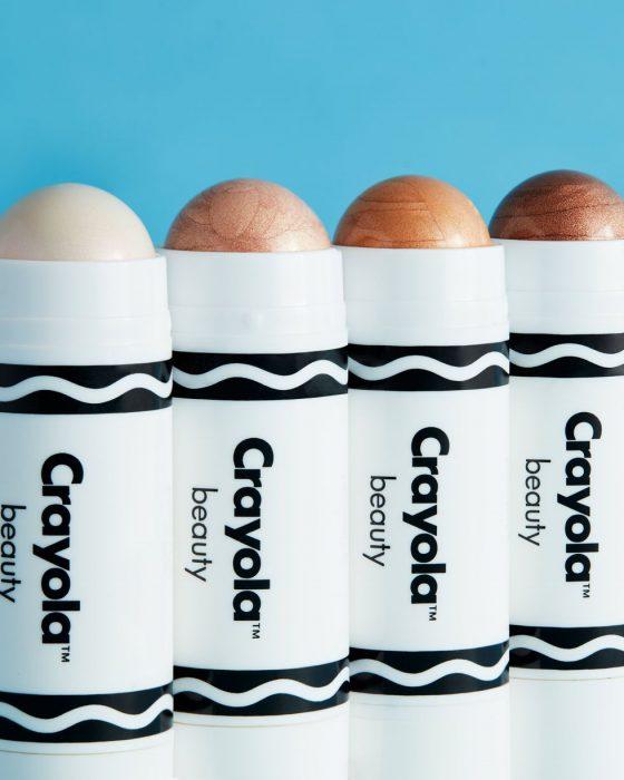 Crayola ha lanzado su propia línea de maquillaje!