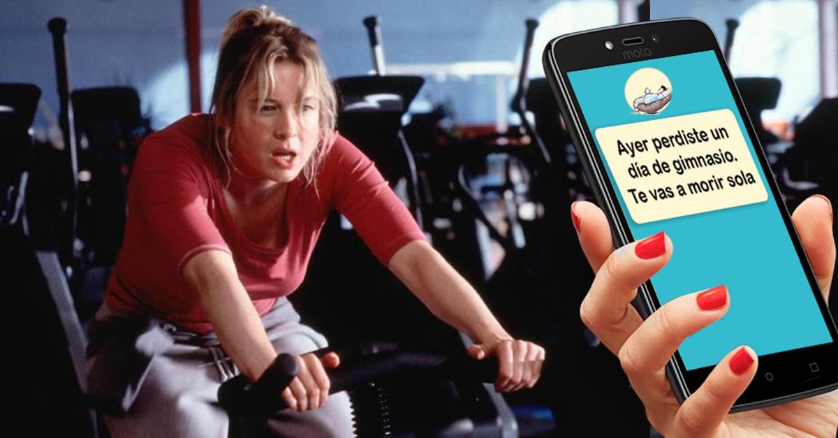 """""""¡Eres un desastre!"""": la app que te insulta si no quieres ir al gimnasio"""