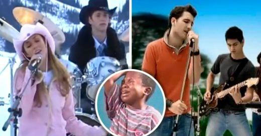 15 Canciones que te dedicaron en secundaria y que demuestran cómo dejaste ir al amor de tu vida