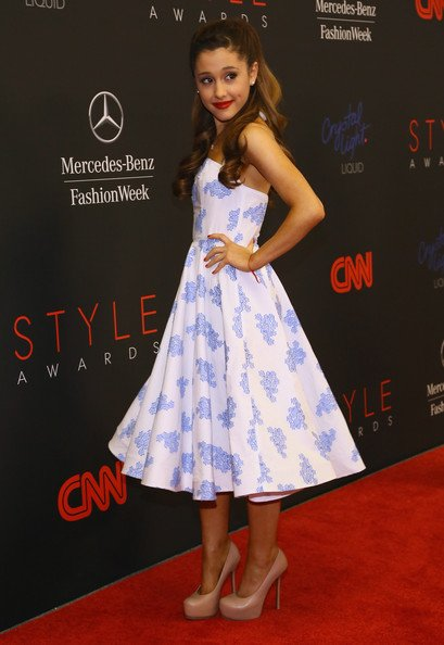 Ariana Grande en 2013