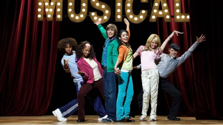 elenco de High School Musical