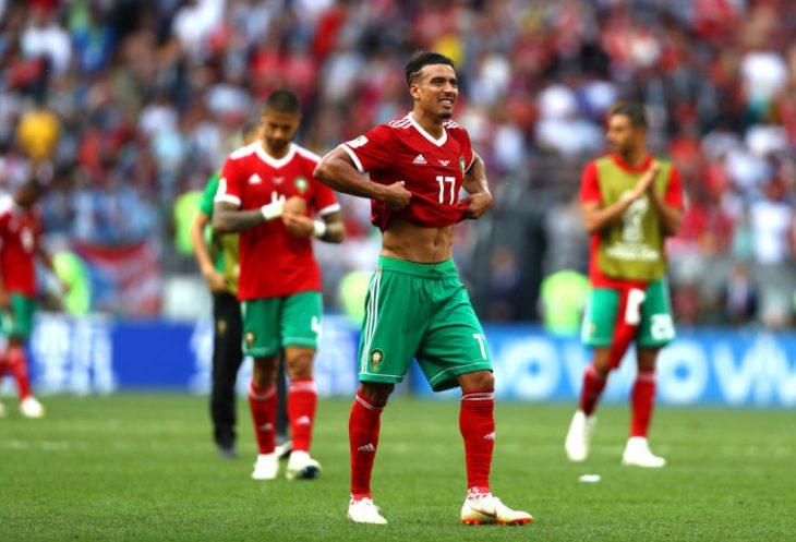 jugadores de selecciones mundiales sin camisa en el mundial Rusia 2018