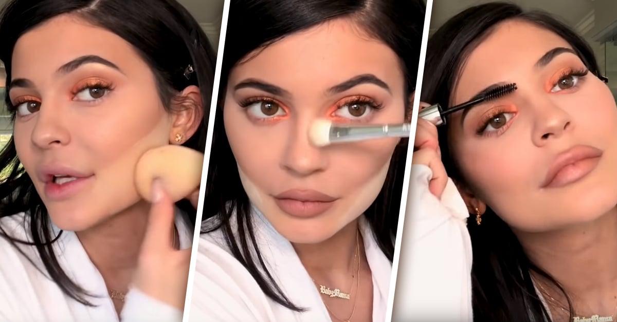 La rutina de belleza de Kylie Jenner tiene ¡37 pasos!
