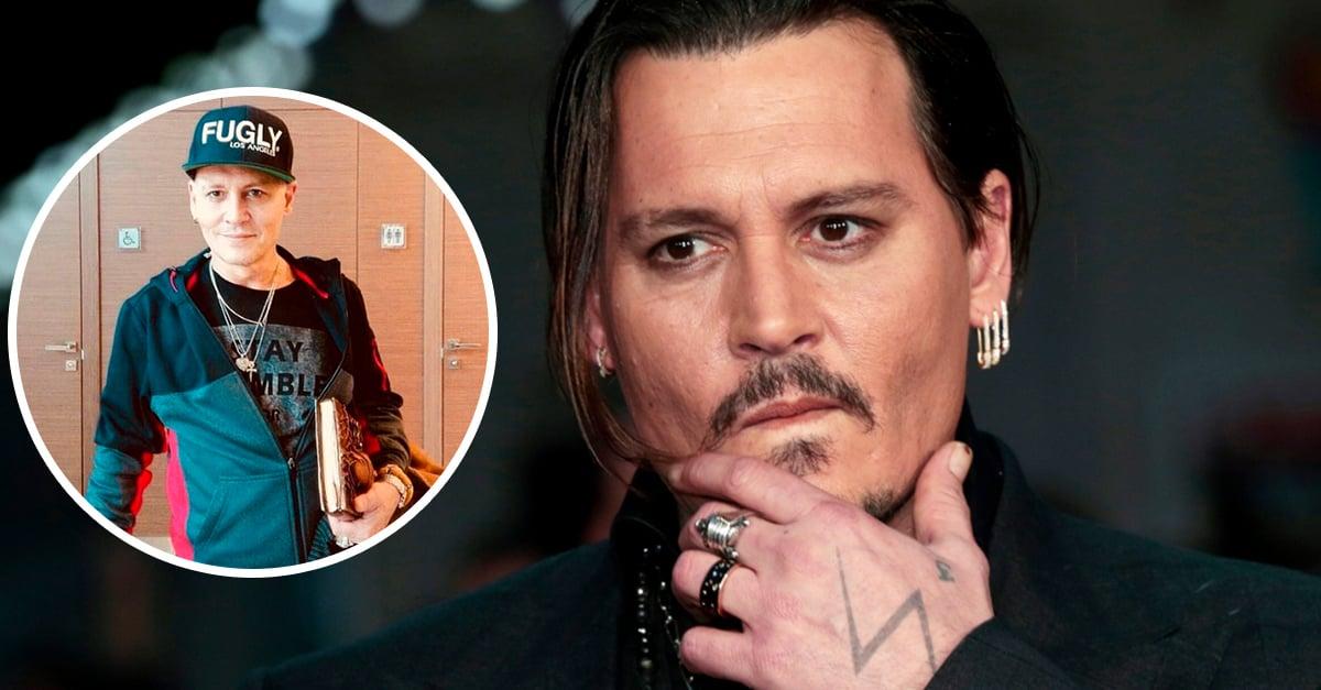 El pálido aspecto de Johnny Depp enciende las alarmas sobre su salud