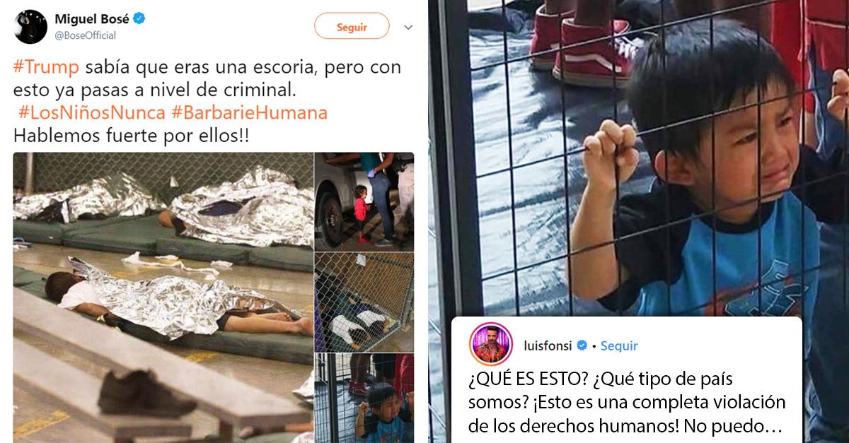 15 Mensajes de las celebridades contra la ley anti migratoria que te enchinarán la piel