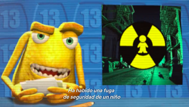 Noticias de Monsters Inc