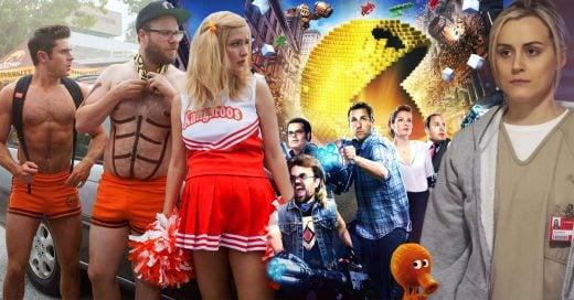Netflix estrenos julio