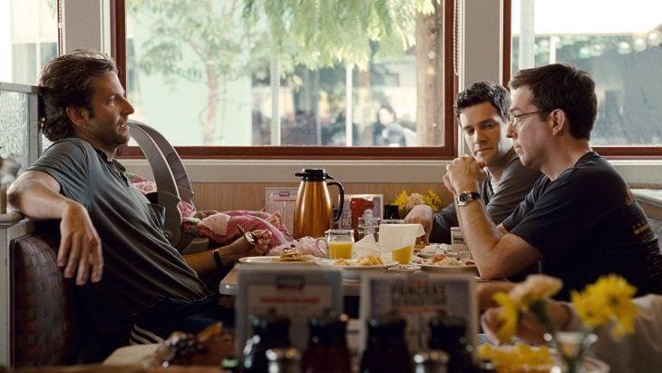 Bradley Cooper en la película que pasó ayer 2