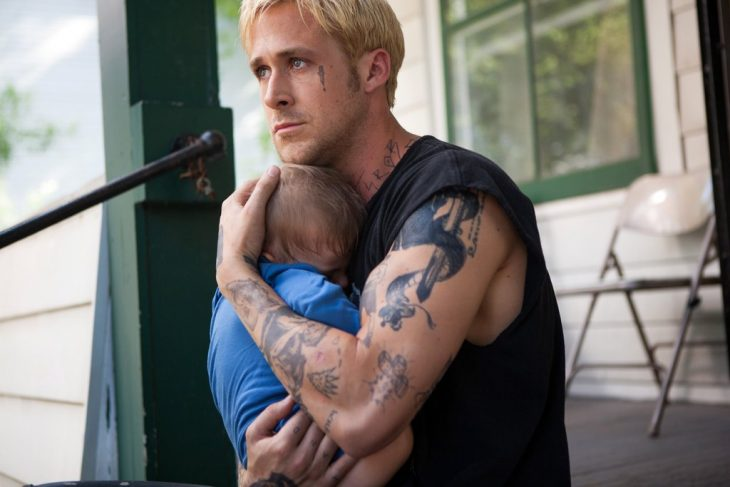 Ryan Gosling en The Place Beyond The Pines
