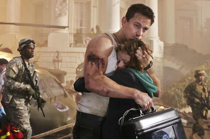 Channing Tatum en La caída de la casa blanca