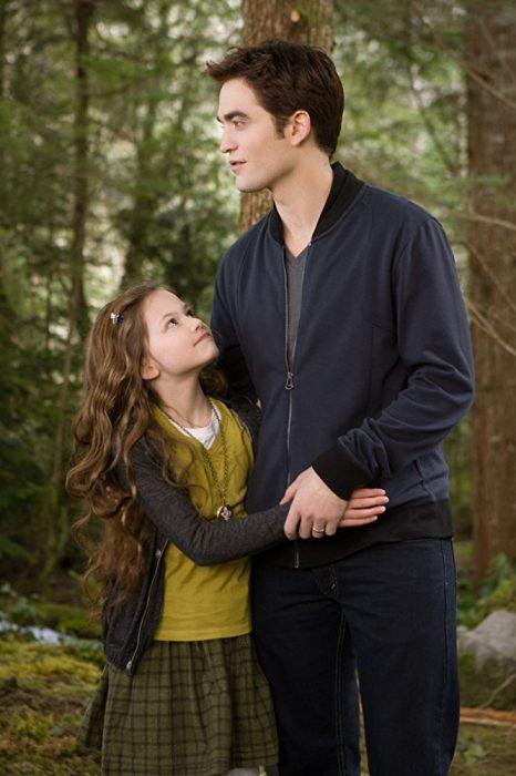 Robert Pattinson en Breaking Dawn part 2