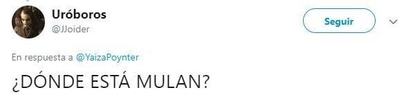 Tuit sobre la película Ralph el demoledor 2