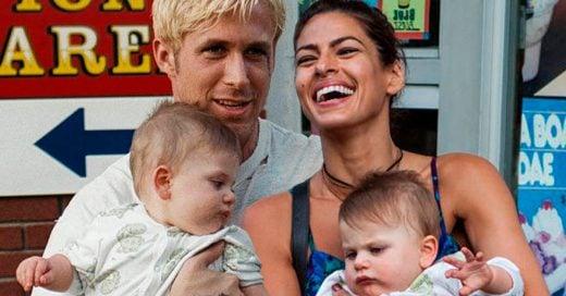 Ryan Gosling y Eva Mendes serán padres de gemelos