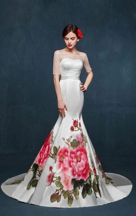 15 Lindos Vestidos De Novia Con Un Toque De Folclor Mexicano