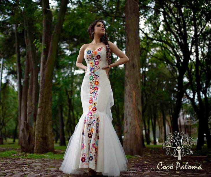 491364414c 15 Lindos vestidos de novia con un toque de folclor mexicano