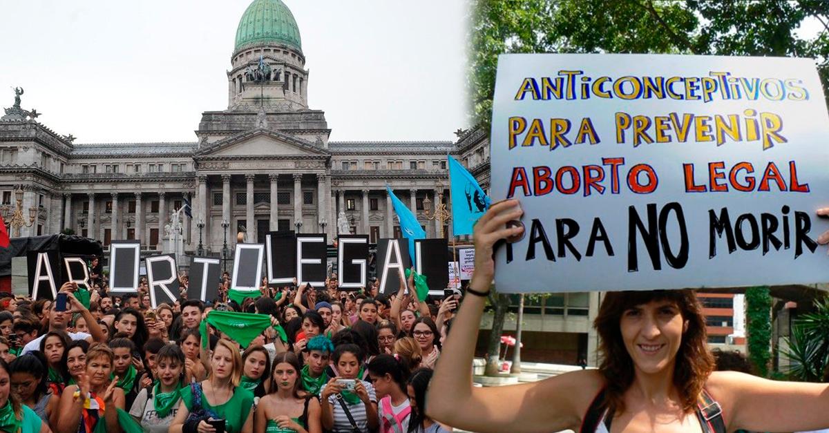 8 Puntos para entender más el movimiento de aborto legal en Argentina