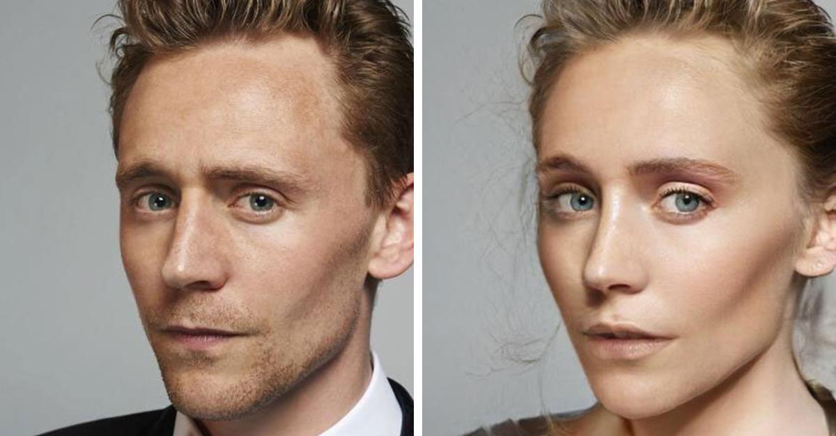 Así se verían nuestros actores favoritos de Marvel si fueran mujeres