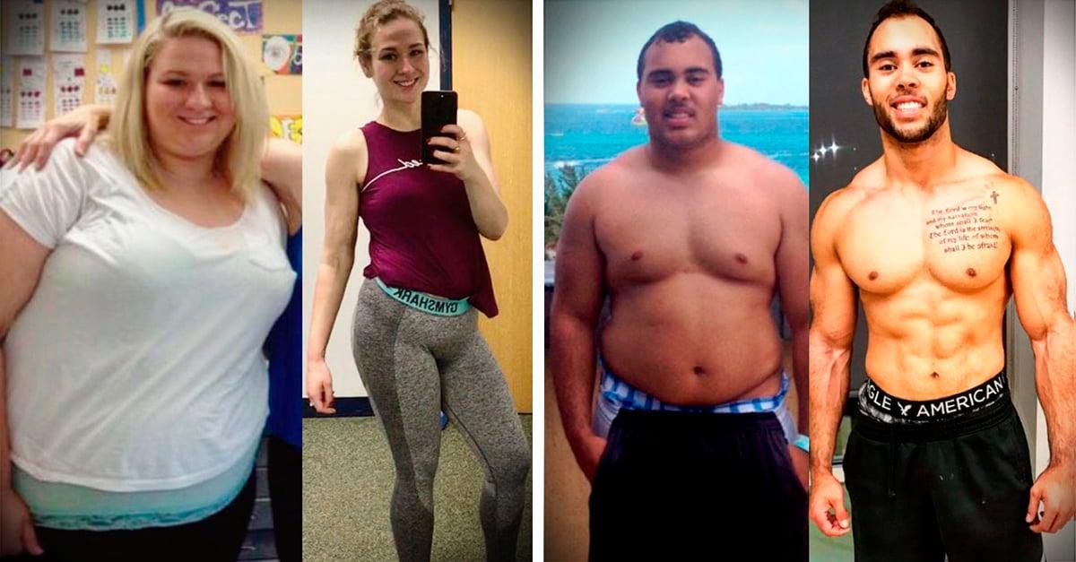como bajar de peso en hombres