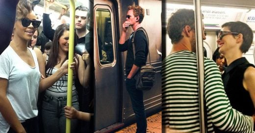13 Famosos que prefieren usar el metro antes que llamar un Uber