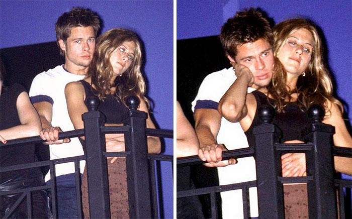 Fotos extrañas de las celebridades cuando eran jóvenes