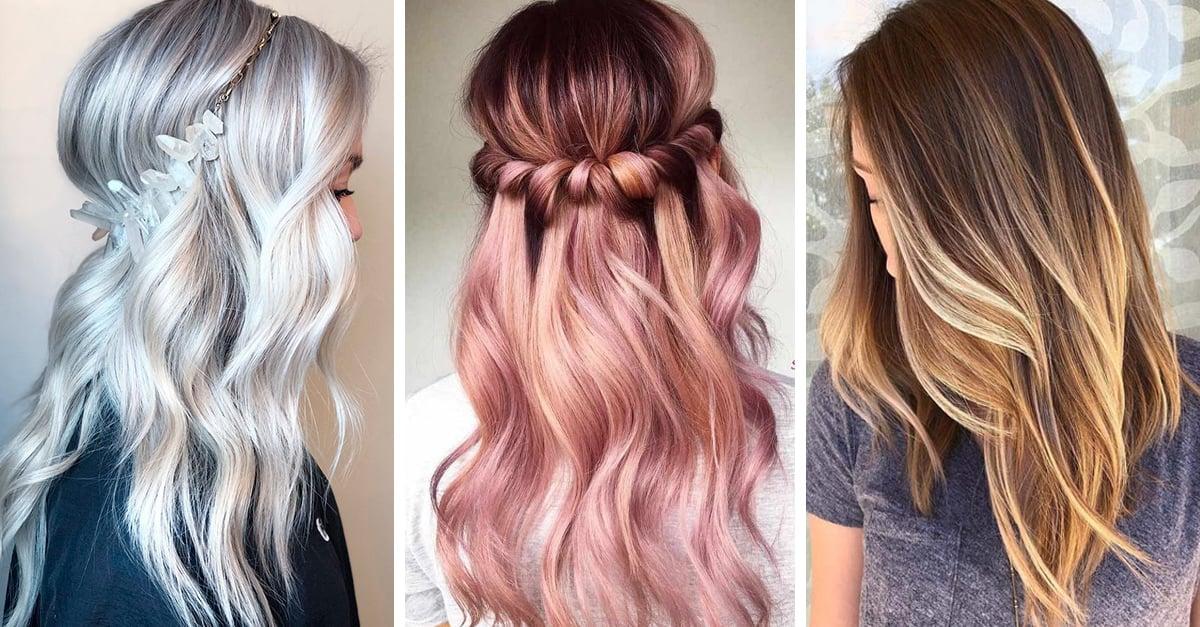 5 tonos de cabello que te harán decirle adiós al balayage