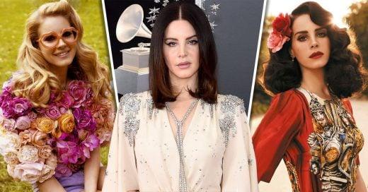 Evolución de estilo de Lana del Rey