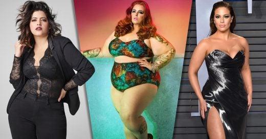 10 Mujeres plus size que están conquistando el mundo de la moda