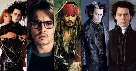 16 Películas con las que Johnny Depp se convirtió en tu crush