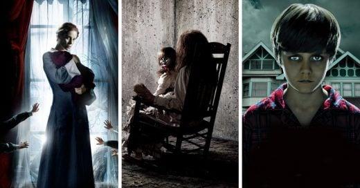 15 Películas de terror perfectas para disfrutar de una tarde lluviosa