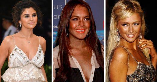 Famosos anaranjados: los peores 20 bronceados de las celebridades