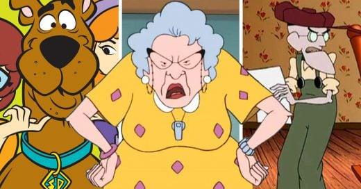 15 personajes de caricaturas que dejaron este mundo