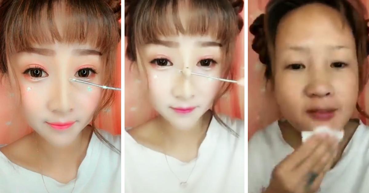 Transformaciones de belleza: nivel asiático
