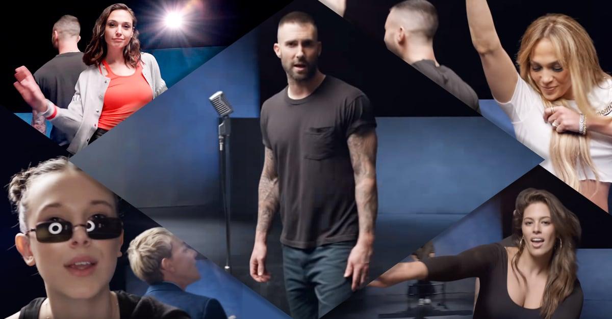Maroon 5 tiene el mejor crossover de mujeres inspiradoras