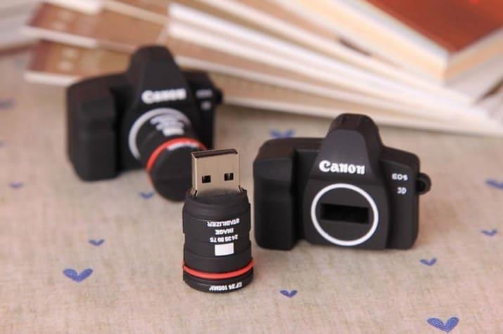 USB de cámara