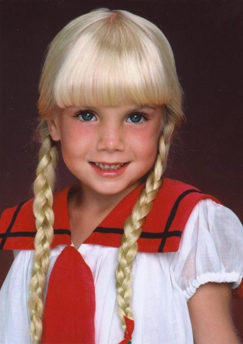 Actriz Heather O'Rourke