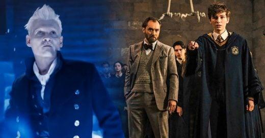 Animales Fantásticos Los crímenes de Grindelwald trailer nuevo
