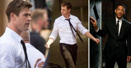 Chris Hemsworth se convertirá en el nuevo Hombre de negro