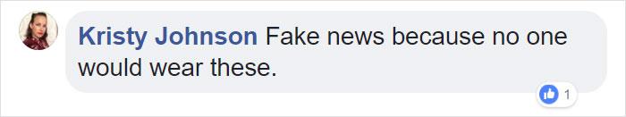 Comentarios en redes sociales sobre los crocs