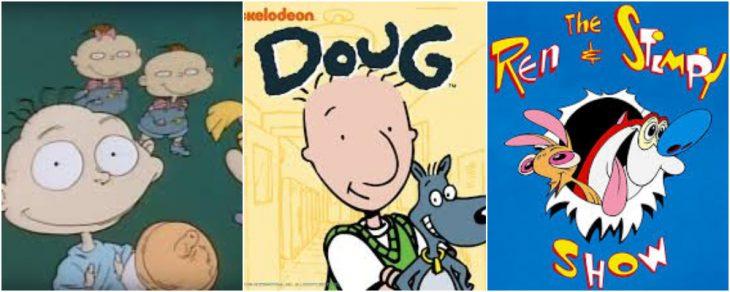 caricaturas de Nickelodeon
