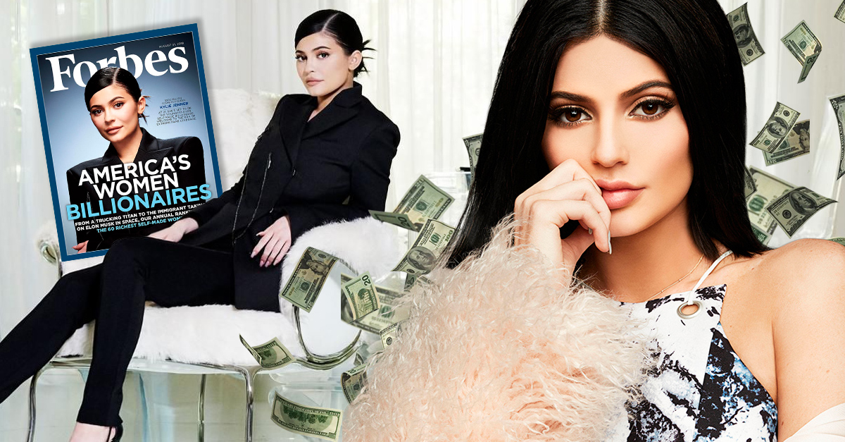 Kylie-Jenner-Forbes-Billonaria