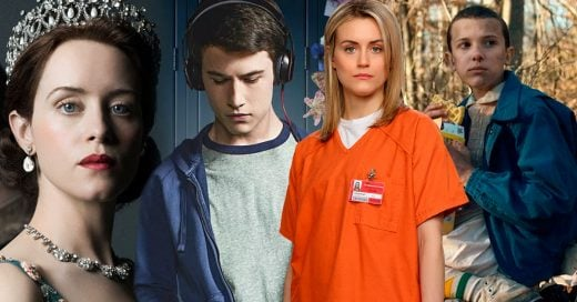 7 Series a las que Netflix debe su éxito; no puedes perderte ninguna de ellas