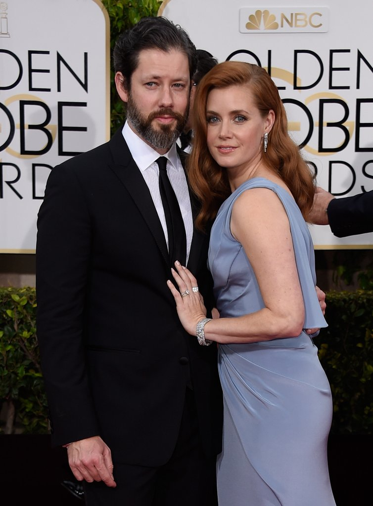 Amy Adams y Darren Le Gallo