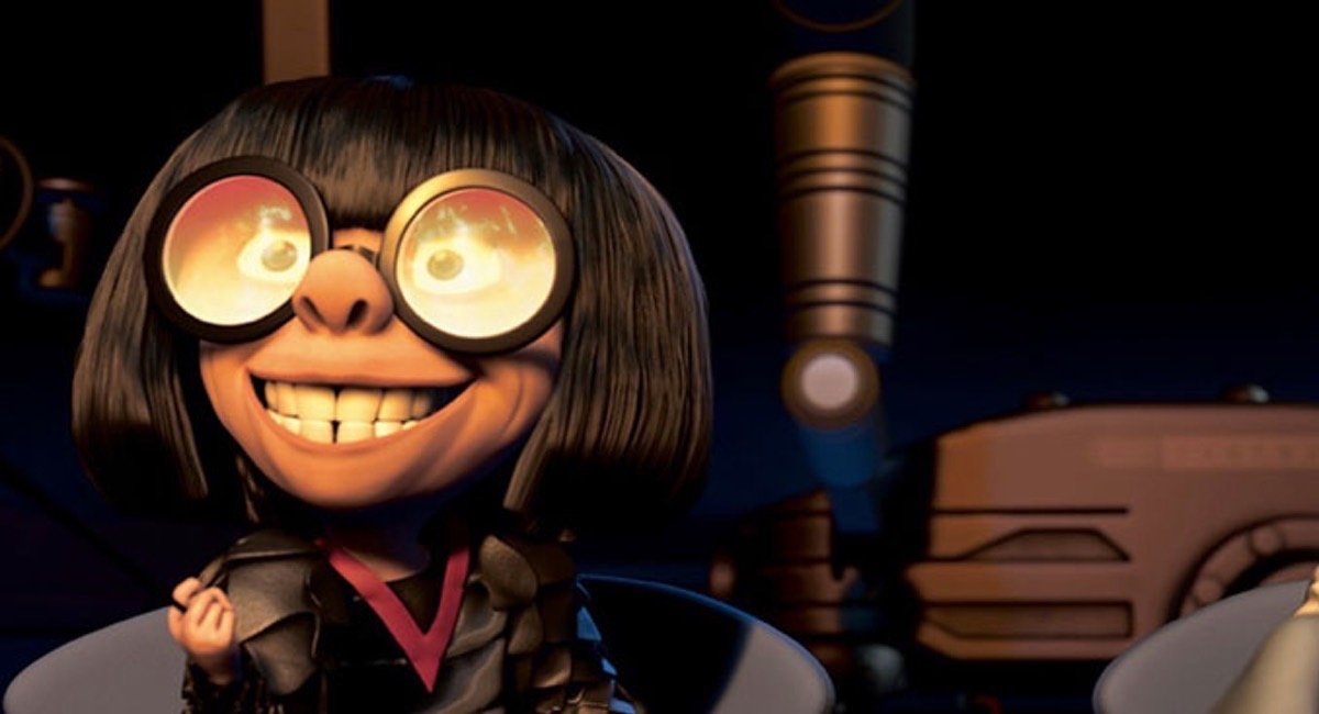Edna modas viendo como el mundo arde