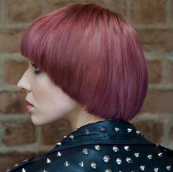 Tndencia de cabello retro