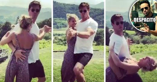 Chris Hemsworth bailando 'Despacito' es todo lo que necesitas para disfrutar del fin de semana