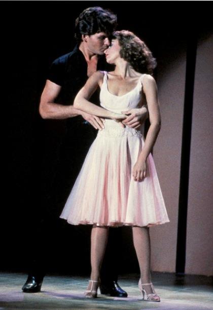 Vestido que aparece en la película de dirthy dancing