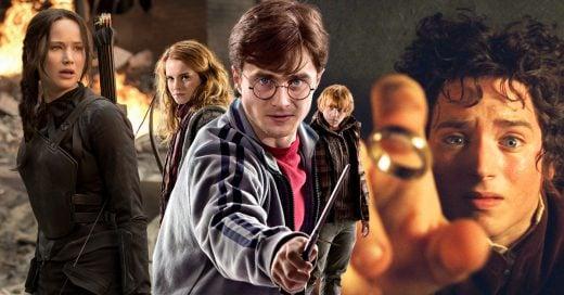Del papel a la pantalla: las 17 mejores adaptaciones de libros para adolescentes al cine